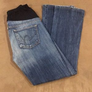 Women's Maternity Jeans citizen of humanity 27